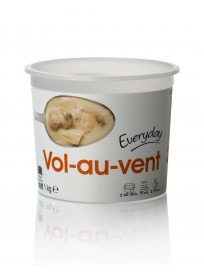 "Literpot Ø 130/105 ""Vol-au-vent Everyday"""