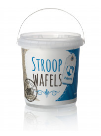 "Container Ø 118/870ml ""Haval stroopwafels"""